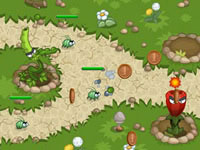 Jeu Save My Garden 2