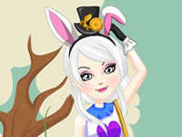 Jouer à Ever After High Bunny Blanc