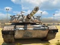 Jeu Tank 3D Parking