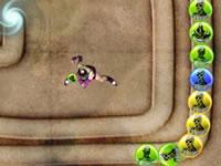 Jeu gratuit 9Dragons : Zombie Balls