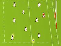 Jeu Match de rugby