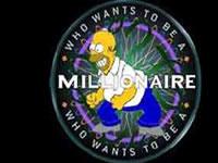 Jeu The Simpson's Milllionaire