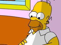 Jeu gratuit The Simpsons Home Interactive