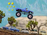 Jeu Monster Truck Revolution 2