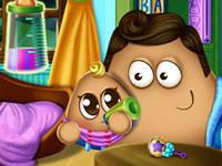 Jeu Pou Has a Baby