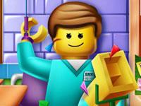 Jouer à L'hu00f4pital des LEGO