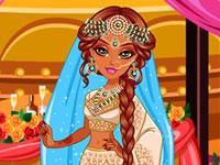 Jouer à Mariage traditonnel indien