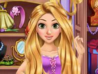 Jeu Le dressing de la Princesse Raiponce