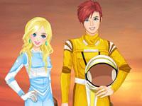 Jouer à Couple d'astronautes