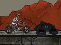 Jouer à Trial moto extru00eame