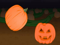 Jeu Pumpkin Battle