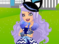 Jeu Kitty Cheshire change de style au printemps