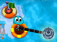 Jeu Sewer Sweater Search - Amazing World of Gumball