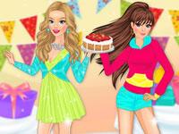 Jeu Organiser l'anniversaire d'une amie