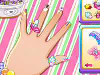 Jeu Apprendre le nail art