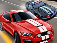 Jouer à Course de voitures sur circuit