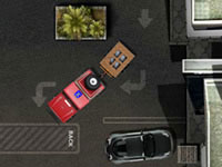 Jouer à Garer sa voiture en ville