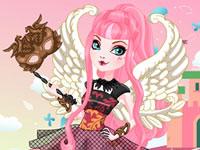 Jeu Habiller C.A. Cupid