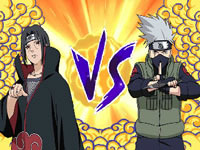 Jeu Naruto Ninja World Storm