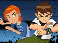Jeu Ben 10 - Gwen et Ben