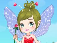 Jeu La petite fée des fleurs