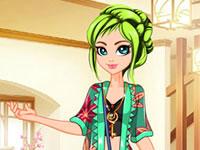 Jeu Kimono design et moderne