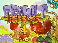 Jeu Fruit Defense 4