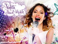 Jouer à Violetta Match 3