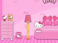 Jouer à La maison des Hello Kitty