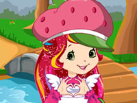 Jeu Strawberry Shortcake Cutie Style Dress Up