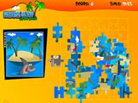 Jeu Paradise Island : Jig Saw Puzzel