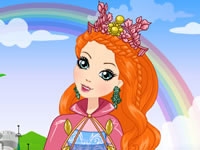 Jouer à Ashlynn Ella Ever After High