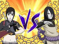 Jeu Naruto Ninja World Storm 2