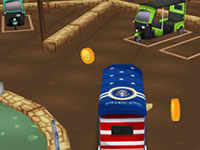 Jeu Rickshaw City 3D