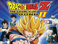 Jeu Dragon Ball Z - Legacy of Goku 2