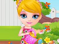 Jeu Bébé Barbie est allergique au pollen