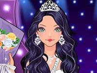 Jeu Election de Miss Monde