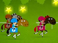 Jouer à Faire des courses de chevaux