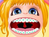 Jeu Bébé Barbie a un appareil dentaire
