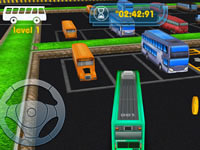 Jeu Busman Parking 3D 2