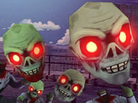 Jeu Zombie Survival Police Trainer