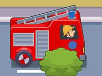 Jeu Sam le pompier