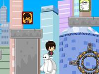 Jeu Les Nouveaux Héros - Baymax et Hiro