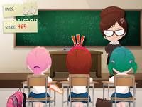 Jeu Tricherie à l'école