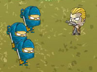Jeu gratuit Ninja Mafia Siege 3