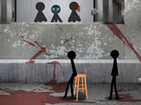 Jeu Stick Figure Test Facility
