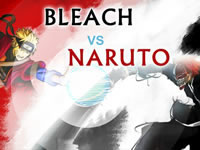 Jeu Bleach vs Naruto 2.3