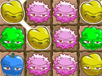 Jeu Cave Fruits Adventures