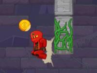 Jeu Fallen Ninja - Ninjago