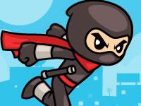 Jeu Rival Ninja Stole My Homework